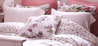 Go to bedroom textiles & rugs