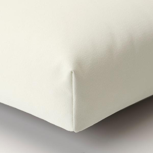 ÄPPLARÖ Modulecksofa 3-sitzig/außen, braun las./Kuddarna beige, 143/223x80x80 cm