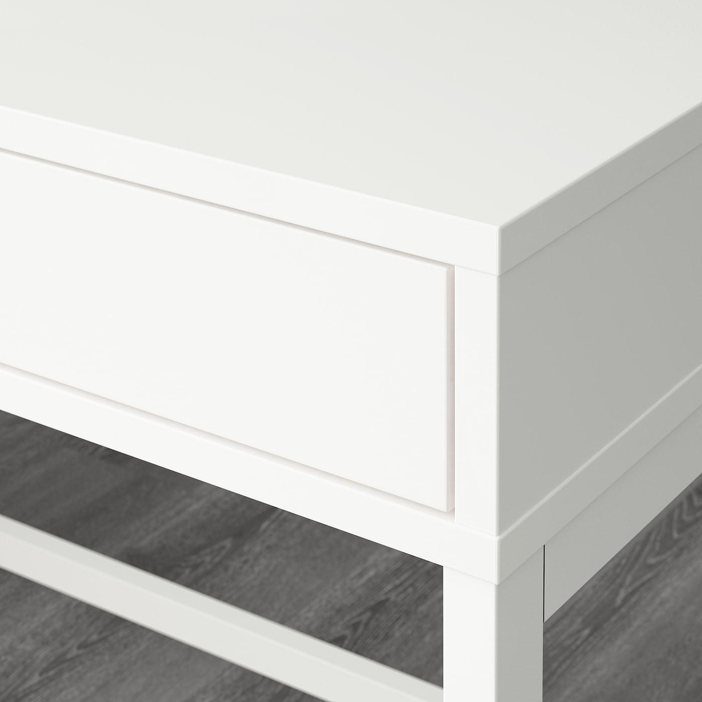 ALEX Schreibtisch weiß 131x60 cm