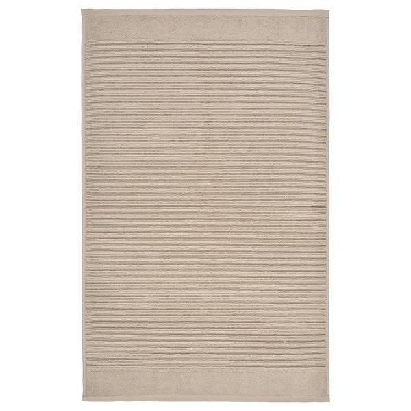 ALSTERN Badematte, beige, 50x80 cm