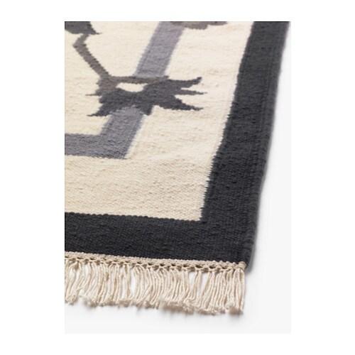Teppich ikea alvine  ALVINE Teppich flach gewebt - IKEA