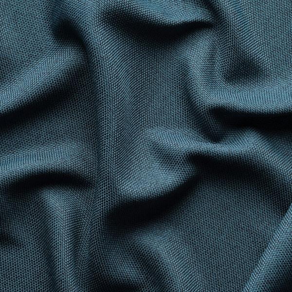 ANNAKAJSA 2 Gardinenschals (abdunk.), blau, 145x300 cm