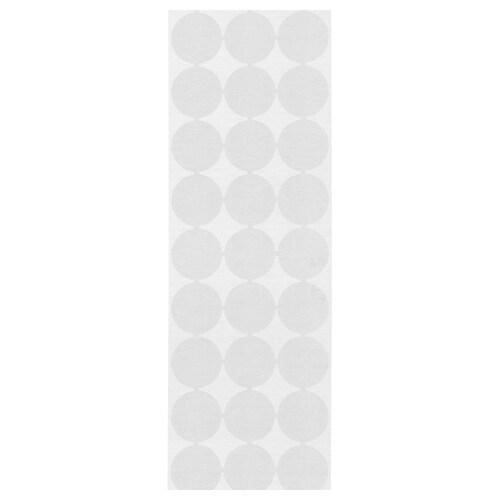 ANNAKLARA Schiebegardine weiß 300 cm 60 cm 0.10 kg 1.80 m² 1 Stück