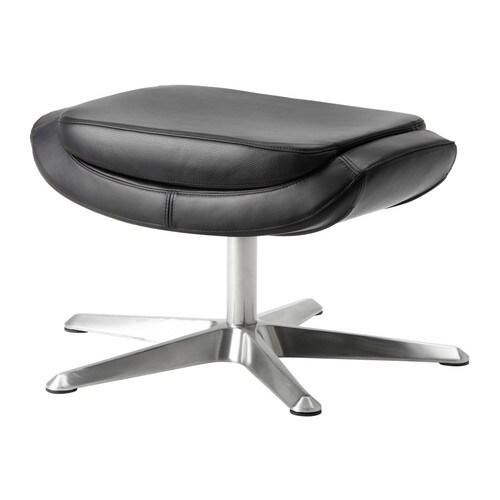 Ikea Unterschrank Für Geschirrspülmaschine ~ ARVIKA Hocker > Weiches, strapazierfähiges und pflegeleichtes Leder
