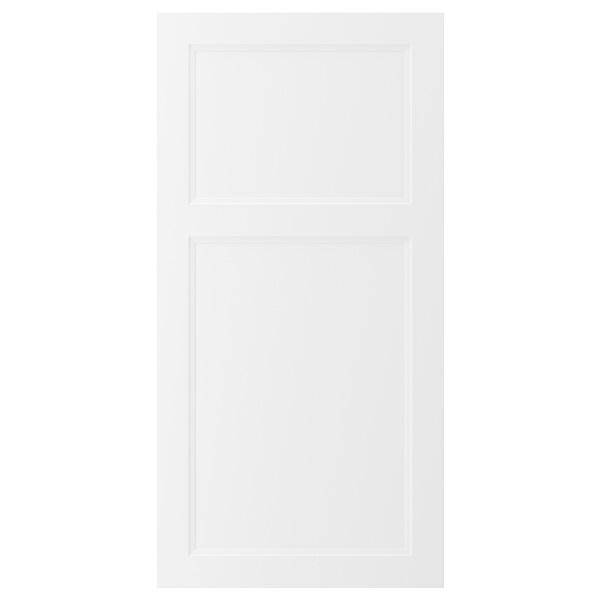 AXSTAD Tür, matt weiß, 60x120 cm