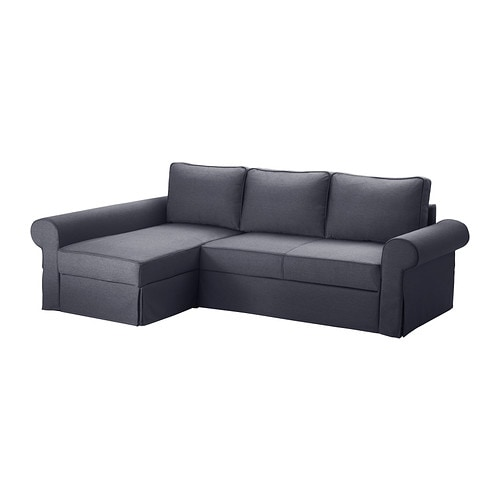 backabro mattarp bettsofa recamiere jonsboda blau ikea. Black Bedroom Furniture Sets. Home Design Ideas
