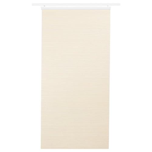 BACKSILJA Schiebegardine weiß 300 cm 60 cm 0.56 kg 1.80 m² 1 Stück