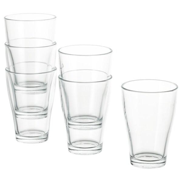BEHÄNDIG Glas, Klarglas, 30 cl