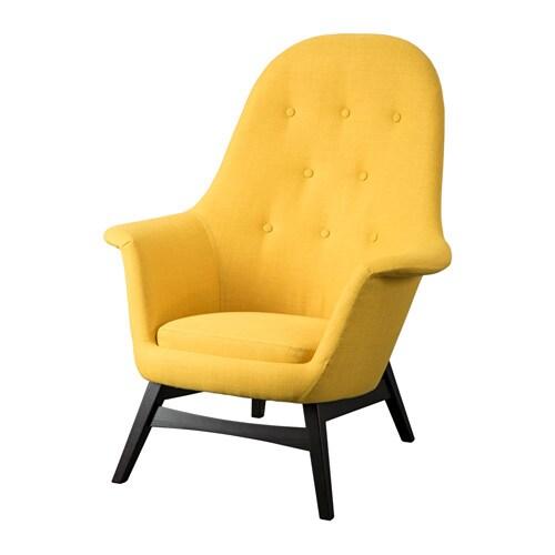 benarp sessel skiftebo gelb ikea. Black Bedroom Furniture Sets. Home Design Ideas