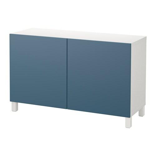 best aufbewahrung mit t ren wei valviken dunkelblau ikea. Black Bedroom Furniture Sets. Home Design Ideas