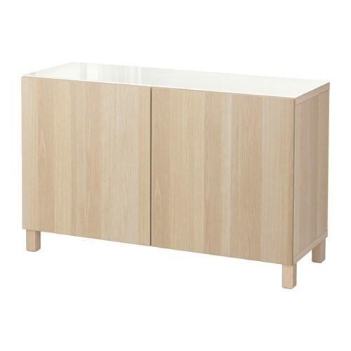best aufbewahrung mit t ren eicheneffekt wei lasiert lappviken eicheneffekt wei lasiert ikea. Black Bedroom Furniture Sets. Home Design Ideas