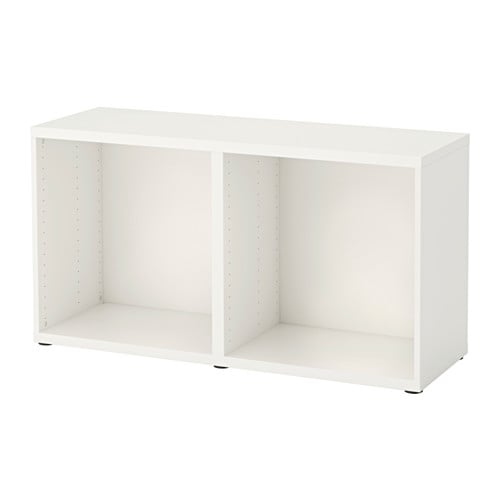 BESTÅ Korpus - weiß - IKEA