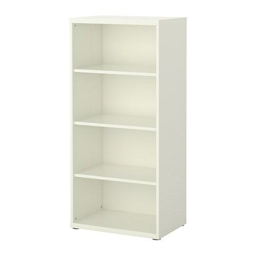 Ikea Badezimmermöbel Schränke Regale Badzubehör ~ Ikea Badezimmer Regal Weiß  BESTÅ Regal – weiß – IKEA