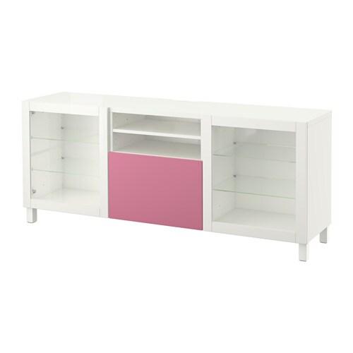 best tv bank mit schubladen lappviken rosa sindvik. Black Bedroom Furniture Sets. Home Design Ideas