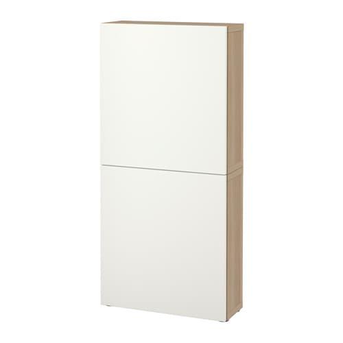 Ikea Kinderküche Umgestalten ~ BESTÅ Wandschrank mit 2 Türen > Wähle zwischen Schnapp und
