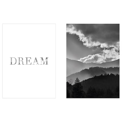 BILD Bild, Träume von Zion, 50x70 cm