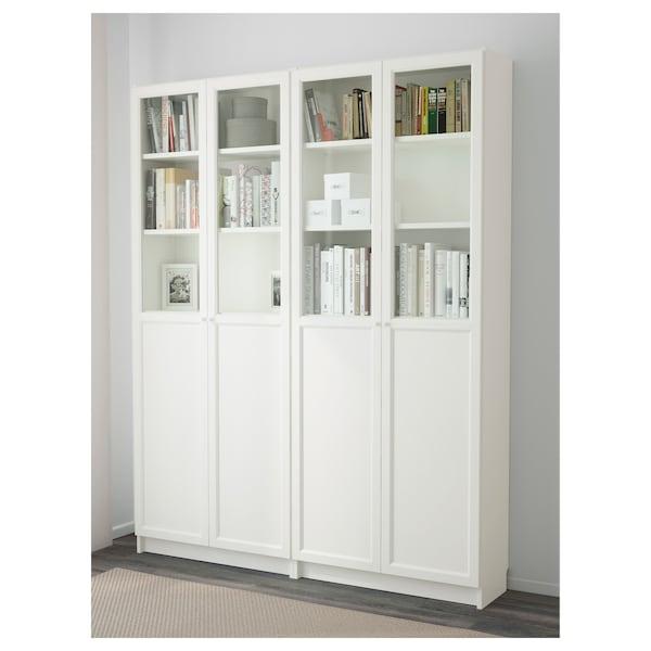 BILLY OXBERG Bücherregal weiß IKEA Österreich