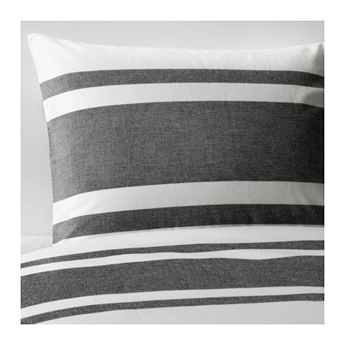 bj rnloka bettw scheset 2 teilig 150x200 50x60 cm ikea. Black Bedroom Furniture Sets. Home Design Ideas