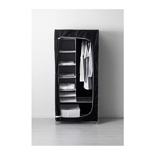 Ikea Kleiderschrank Schwarz breim kleiderschrank schwarz ikea