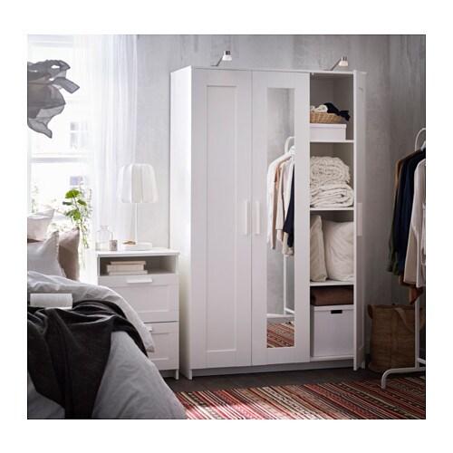 BRIMNES Kleiderschrank 3-türig - IKEA