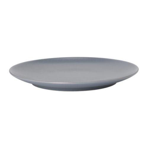 DINERA Dessertteller, graublau