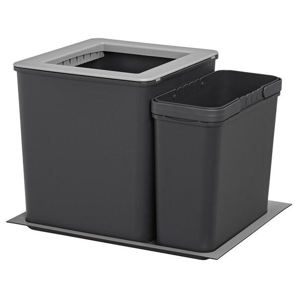 Abfalleimer für Schrank m Schublade EBBEBO