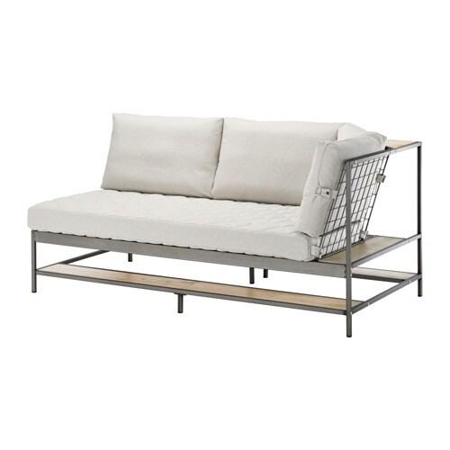 ekebol 3er sofa ikea. Black Bedroom Furniture Sets. Home Design Ideas