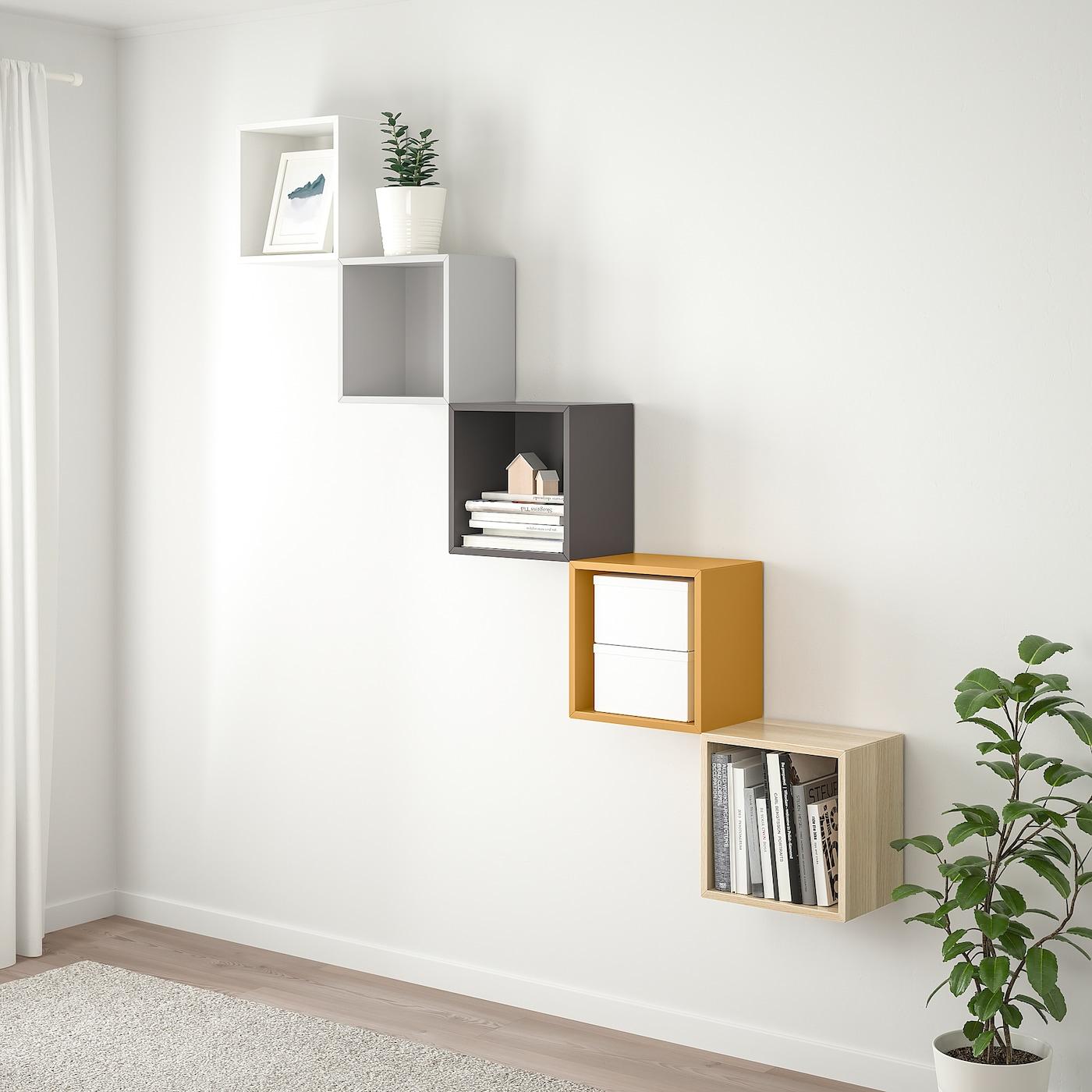 EKET Aufbewahrungskomb. wandmont. bunt 1 IKEA Österreich