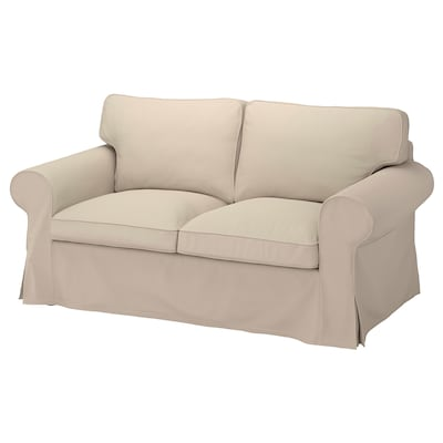 EKTORP 2er-Sofa, Hallarp beige