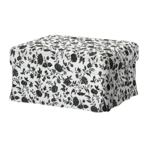 Ikea Rationell Variera Spice Rack ~ EKTORP Hocker > Der Stauraum unter dem Sitz ist praktisch für