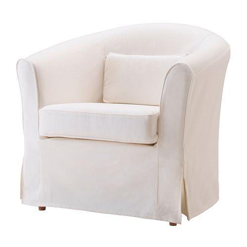 EKTORP TULLSTA Sessel > Leicht sauber zu halten  der abnehmbare Bezug
