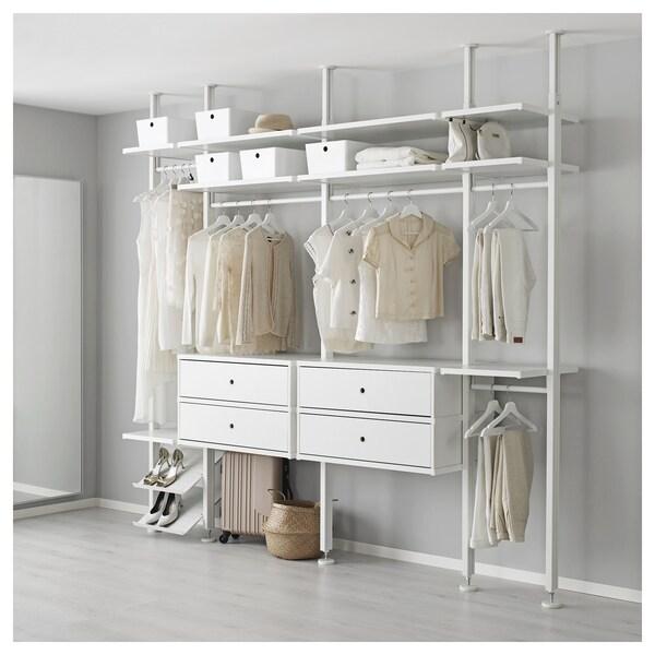 ELVARLI Kombinationen mit Pfosten IKEA Österreich