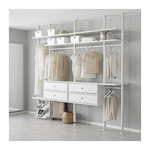 Trennwand Ikea elvarli 4 elemente ikea