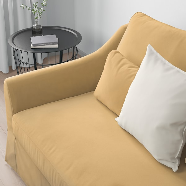 Gelbe Couch Ikea