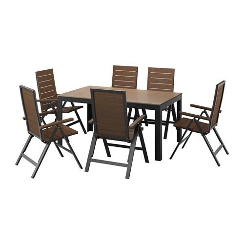 falster tisch 6 hochlehner au en ikea. Black Bedroom Furniture Sets. Home Design Ideas