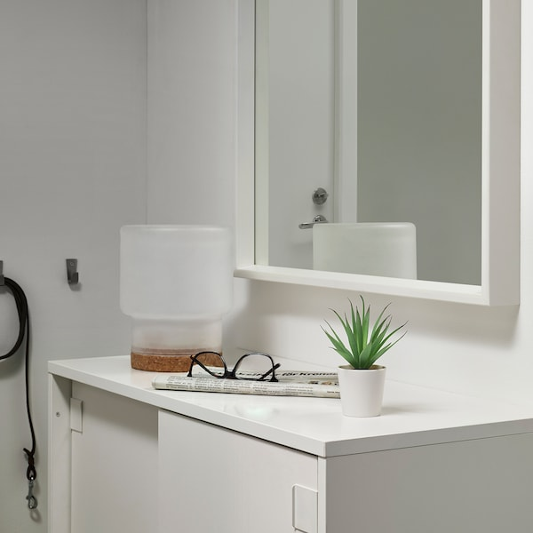 IKEA FEJKA Topfpflanze, künstlich/mit topf