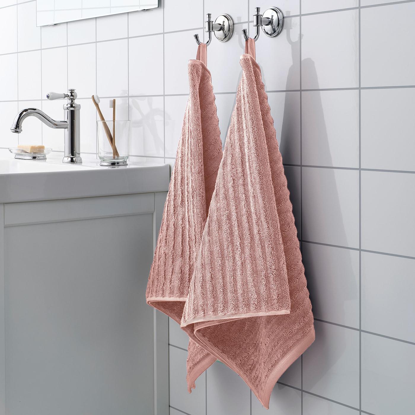 50x100 cm NEU//OVP IKEA FLODALEN Handtuch dunkelblau
