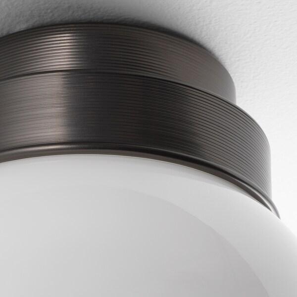 FRIHULT Decken-/Wandleuchte schwarz 5.3 W 19 cm 16 cm