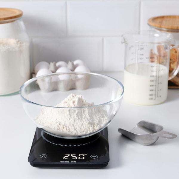 GENOMSNITT Küchenwaage, 3 kg