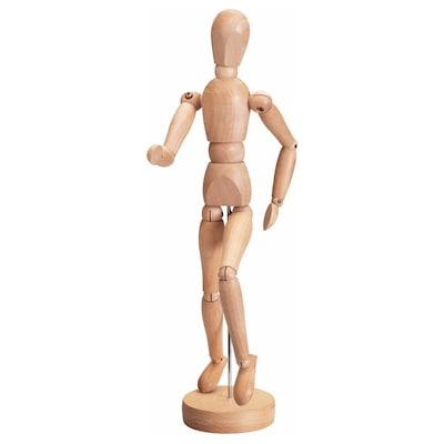 GESTALTA Modellfigur, naturfarben, 33 cm