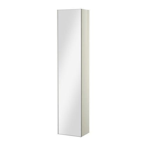 Kleiderschrank Ikea Pax Weiss ~ GODMORGON Hochschrank mit Spiegeltür > Inklusive 10 Jahre Garantie