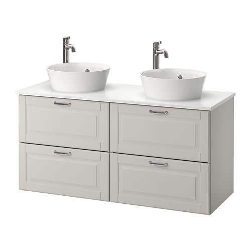 godmorgon tolken kattevik waschbschr aufsatzwaschb 40 kasj n hellgrau ikea. Black Bedroom Furniture Sets. Home Design Ideas