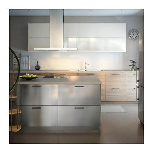 grevsta tür - 40x80 cm - ikea - Ikea Küche Edelstahl
