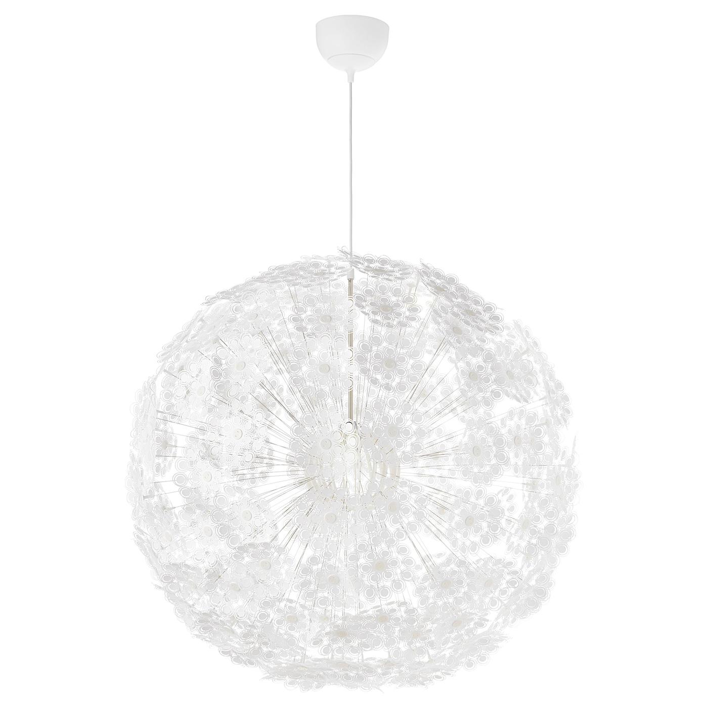 GRIMSÅS Hängeleuchte weiß 80 cm