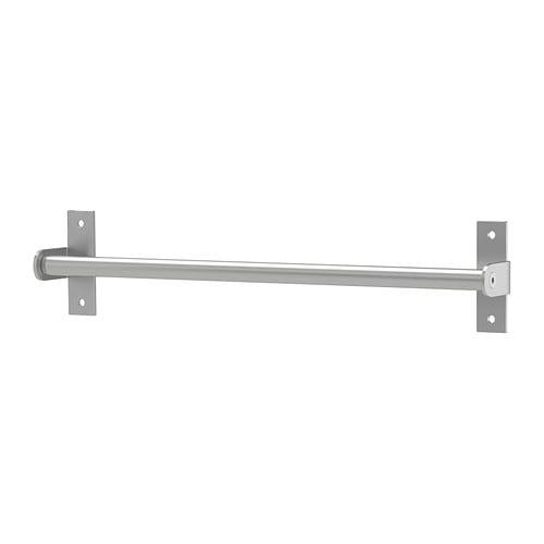 Ikea Schreibtisch Unterlage Leder ~ GRUNDTAL Stange > Schafft Platz auf der Arbeitsplatte Kann auch als