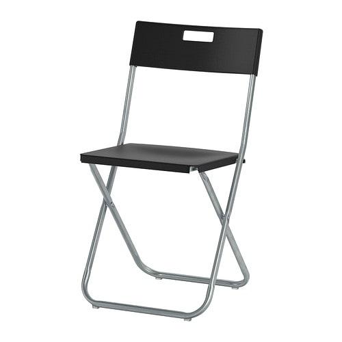 Klappsessel ikea  GUNDE Klappstuhl - IKEA