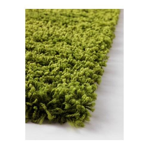 Grüner teppich ikea  HAMPEN Teppich Langflor - 133x195 cm - IKEA
