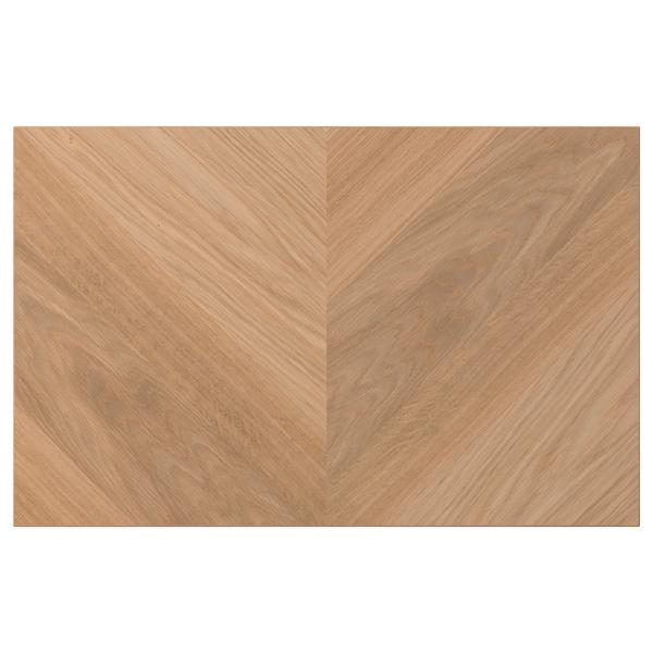 HEDEVIKEN Tür/Schubladenfront, Eichenfurnier, 60x38 cm