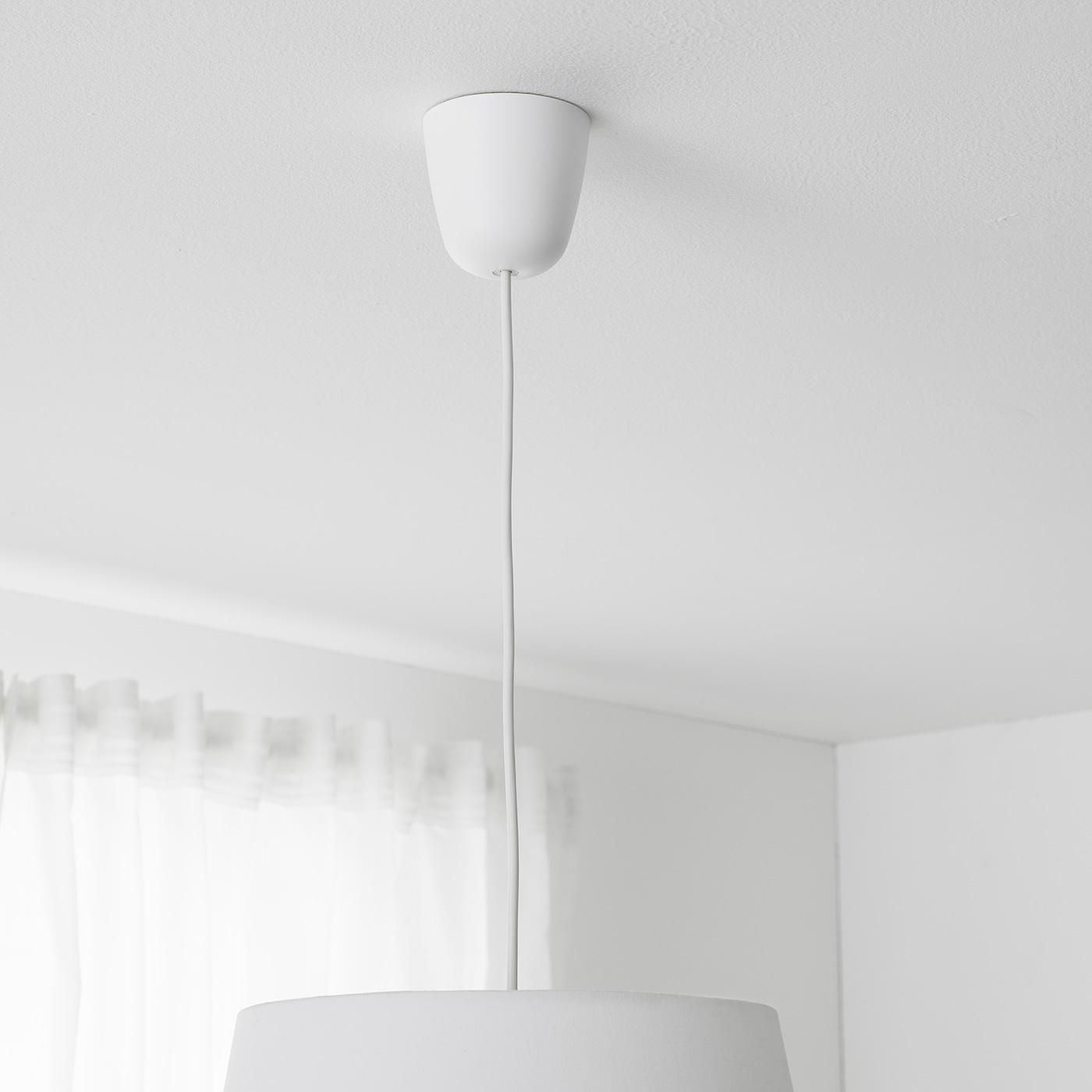 ikea lampen distanz aufhänger