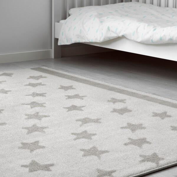 Himmelsk Teppich Grau 133x160 Cm Ikea Osterreich